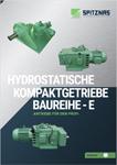 Hydrostatische Kompaktgetriebe 0221D