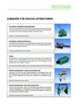 Druckluftmotoren Zubehör 0301D