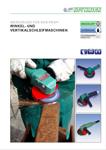 Winkel- und Vertikal- schleifmaschinen 0817D