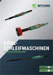 Axial-Schleifmaschinen 0721D
