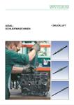 Axial-Schleifmaschinen 0909D