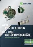 Axialventilatoren und Be- und Entlüftungsgeräte 0321D