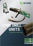 Core Drill Units 1220E1