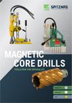 Magnetic Core Drills 0521E