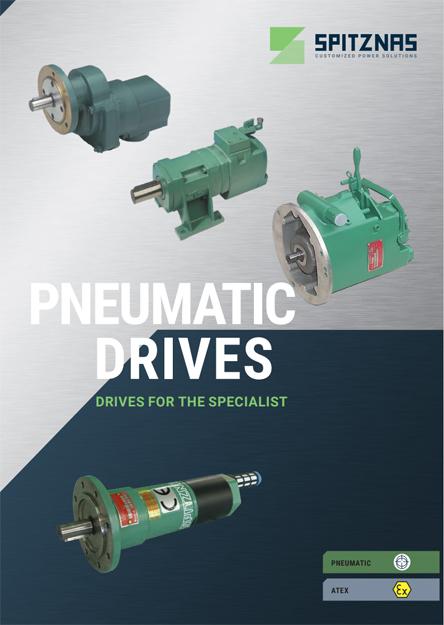 Pneumatic Motors 0421E