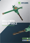 Drills with feed spindle 0721E